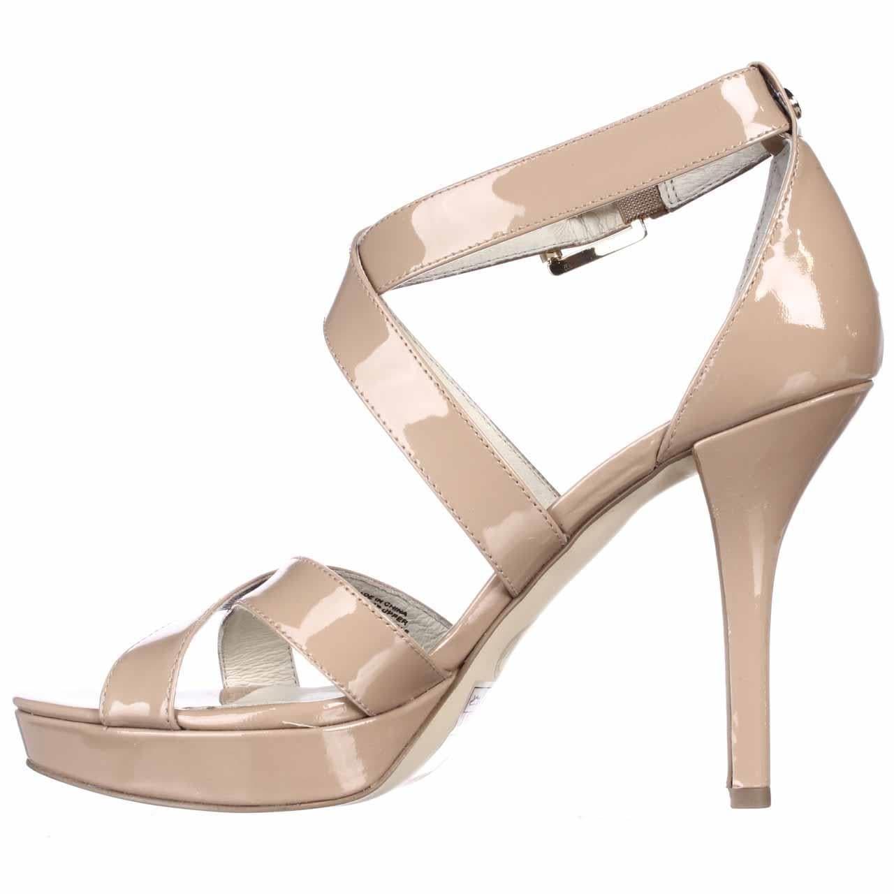 dfb3b60bbfd Shop MICHAEL Michael Kors Evie Platform Evening Sandals