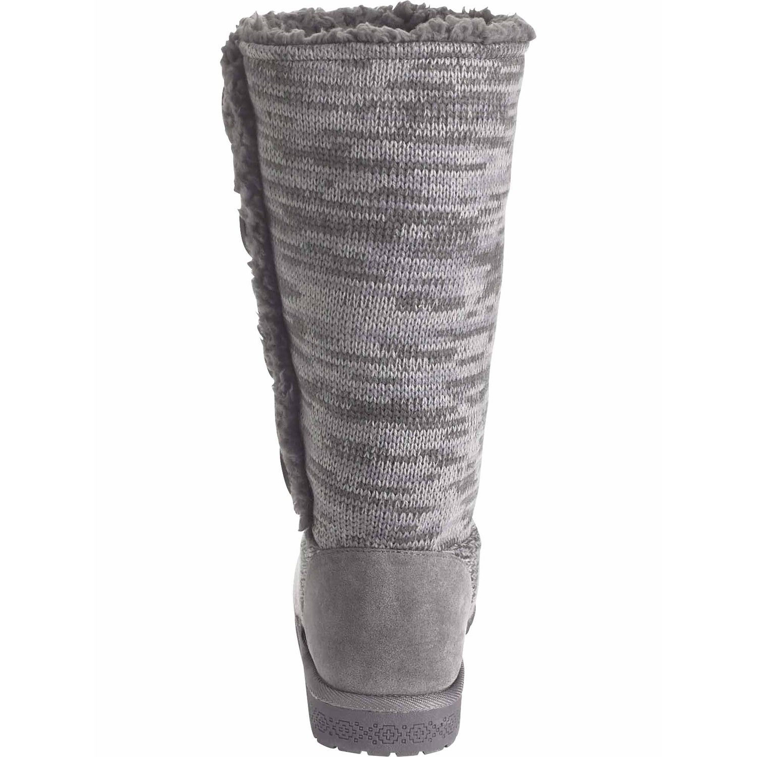 9c71b6fad98f Shop Legendary Whitetails Women s Morning Frost Slipper Boots - Shadow Gray  - Free Shipping On Orders Over  45 - Overstock - 24239355