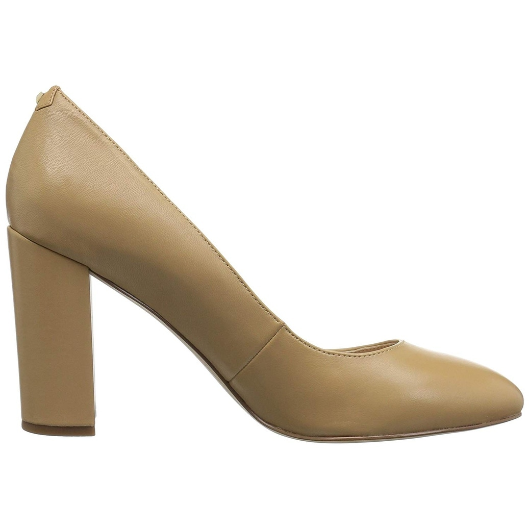78e7ae864 Shop Sam Edelman Womens stillson Leather Round Toe Classic Pumps - Free  Shipping Today - Overstock - 22882619