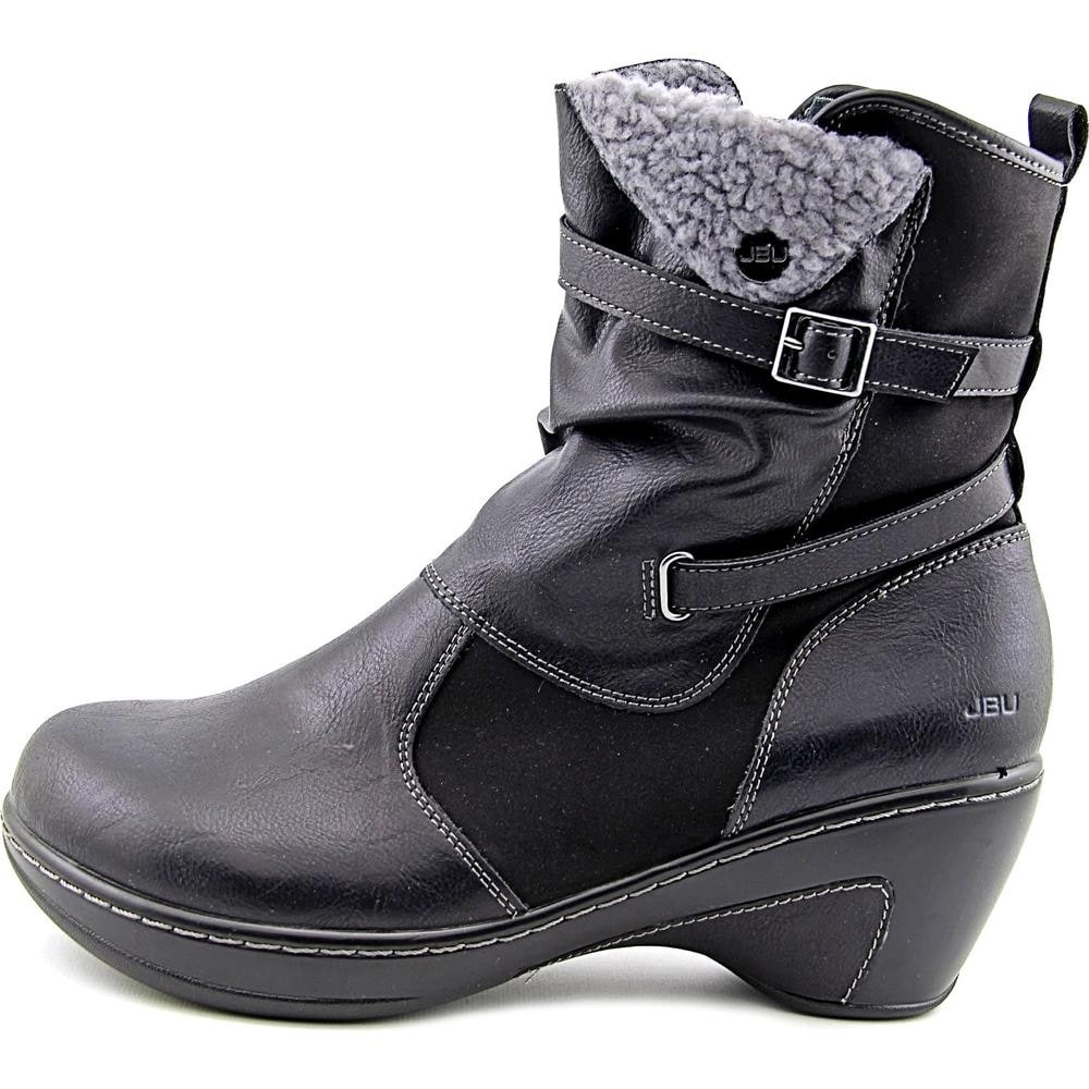 edb13486978 Shop JBU by Jambu Sandalwood Round Toe Synthetic Ankle Boot - Free Shipping  On Orders Over  45 - Overstock - 14496211