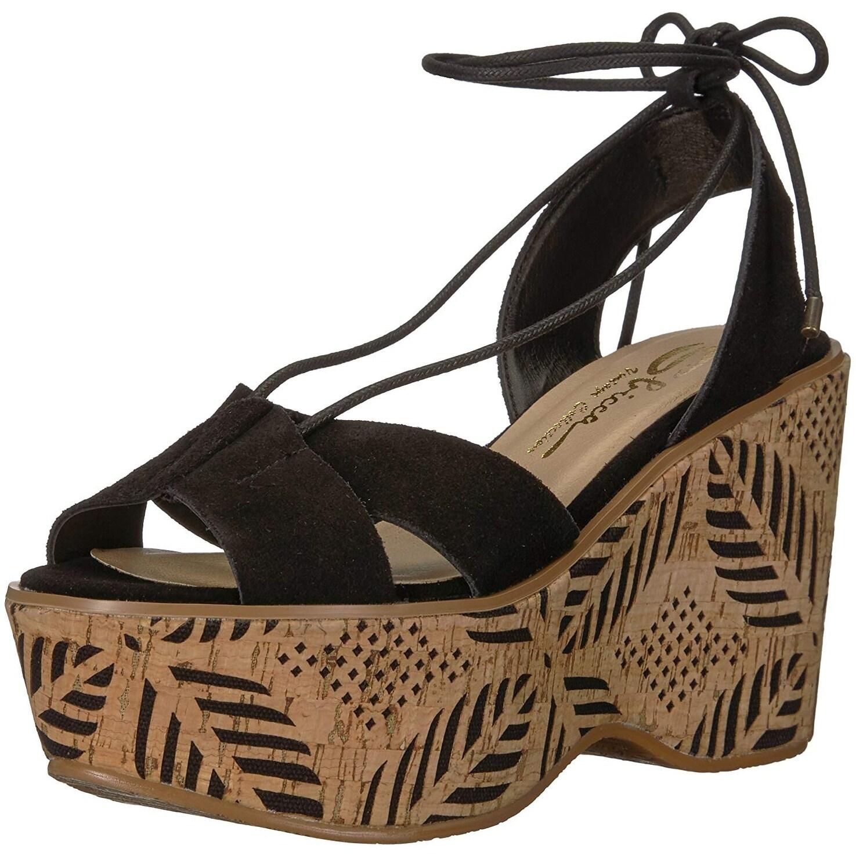 59f9bff7ede1 Shop Sbicca Women s Staycation Wedge Sandal - On Sale - Free ...