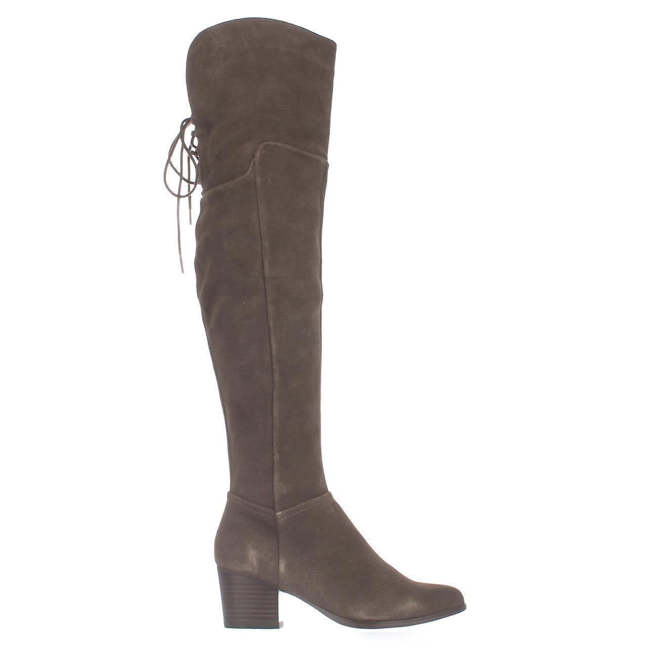 85946cbf0df Shop Aldo Jeffres Over-The-Knee Rear Lace Boots