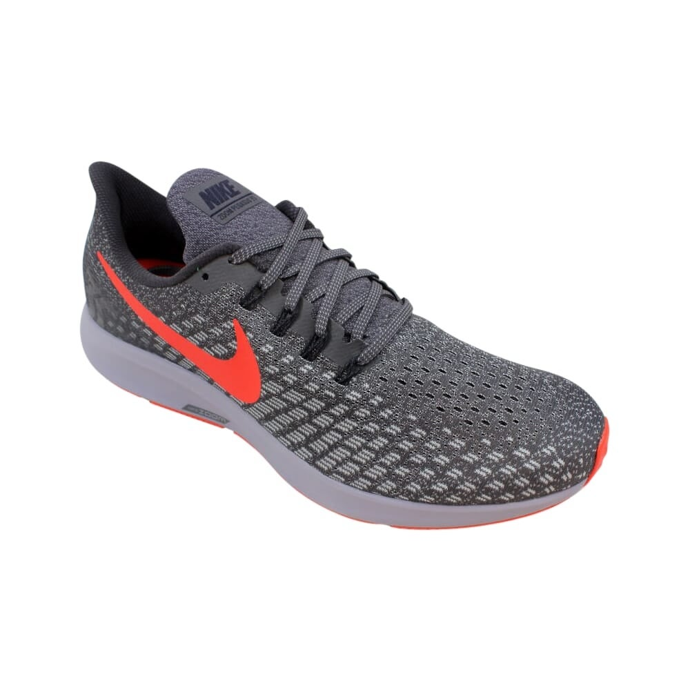 online store 26d8a 7ac64 Nike Men's Air Zoom Pegasus 35 Thunder Grey/Bright Crimson 942851-006 Size  11.5