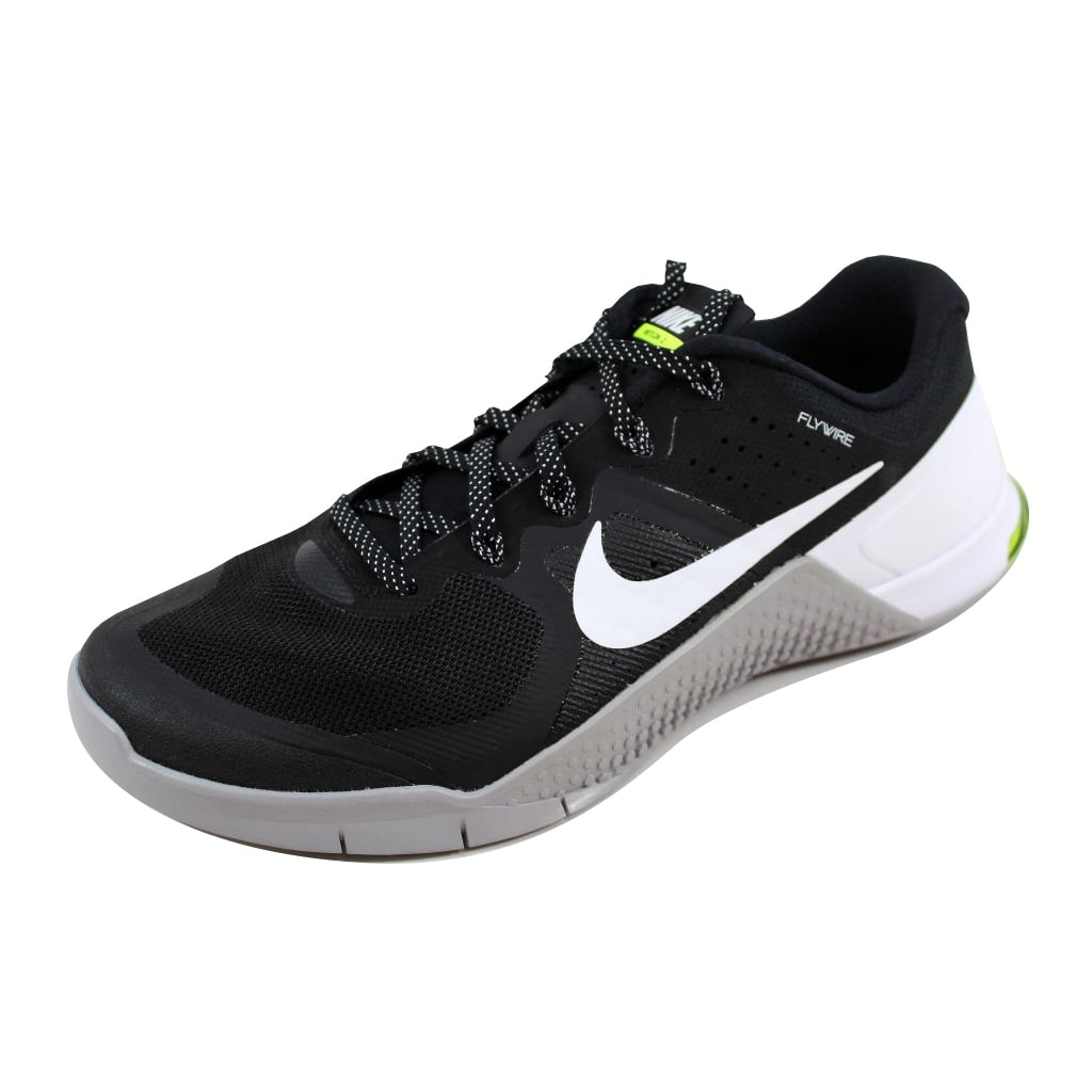 size 40 337df 660a5 Shop Nike Men s Metcon 2 Black Black-Cool Grey-Volt 819899-001 - Free  Shipping Today - Overstock - 21141768