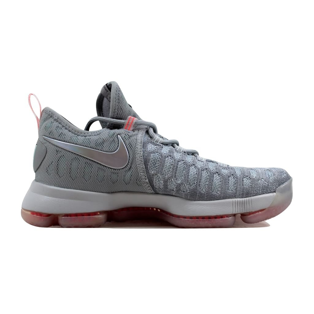 74fce94e3bc7 Shop Nike Men s Zoom KD 9 Limited Wolf Grey Multi Color Pre-Heat 843396-090  Size 8.5 - Free Shipping Today - Overstock - 22340259