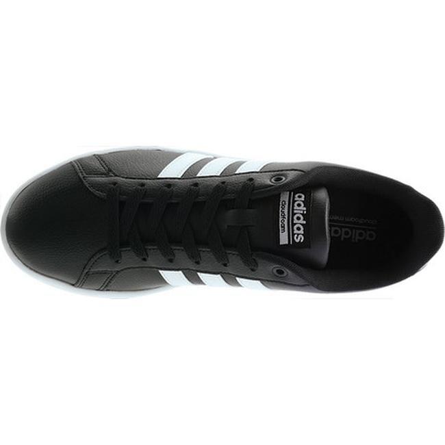 official photos b1ae3 918cd ... where can i buy shop adidas womens neo cloudfoam advantage stripe court  shoe core black ftwr