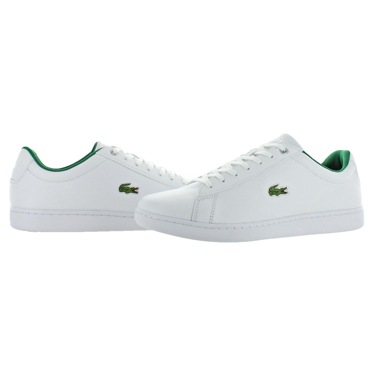 9e93657e91d2 Shop Lacoste Mens Hydez Fashion Sneakers Ortholite Low Top - Free Shipping  Today - Overstock - 23127228