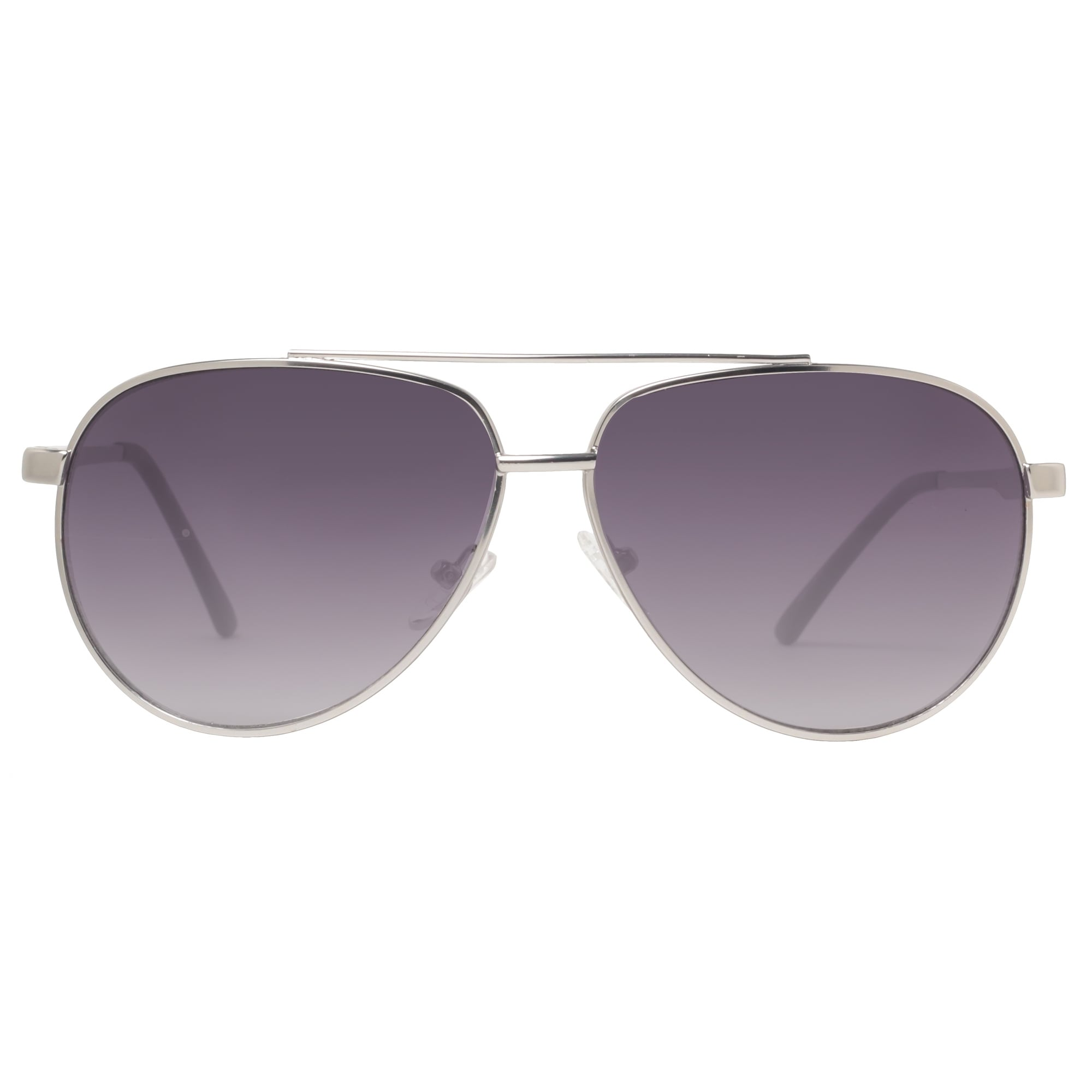 d71fa758c4 Shop Kenneth Cole Reaction KC1247 6111B Men s Silver Grey Gradient Aviator  Sunglasses - 61mm-12mm-140mm - Free Shipping On Orders Over  45 - Overstock  - ...