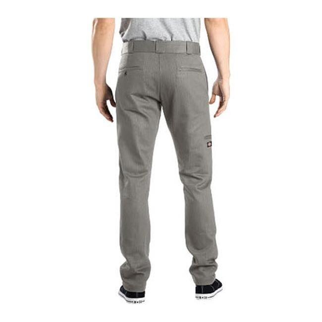 449fc1bb6fd Shop Dickies Men s Skinny Straight Fit Double Knee Work Pant 34