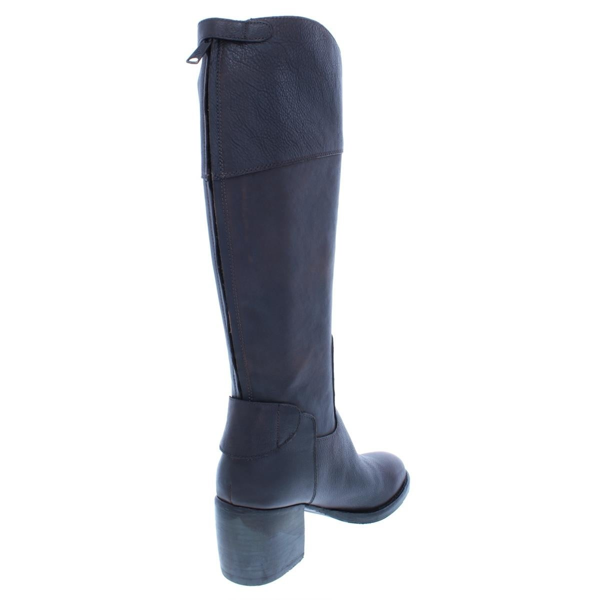 b51f600f756 Patricia Nash Womens Loretta Riding Boots Leather Over-The-Knee