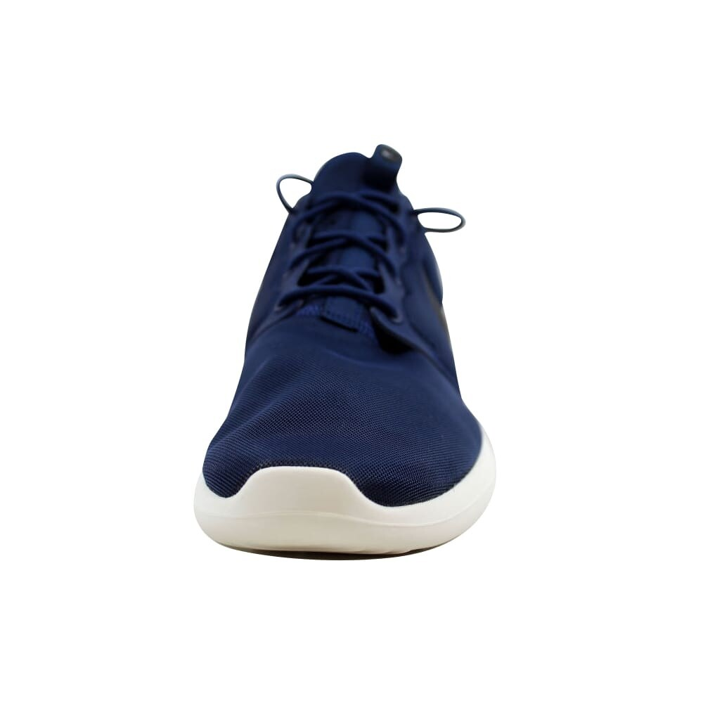 hot sale online 0ca43 bef3b Shop Nike Roshe Two Midnight Navy/Black-Sail-Volt 844656-400 Men's - Free  Shipping On Orders Over $45 - Overstock - 22340383