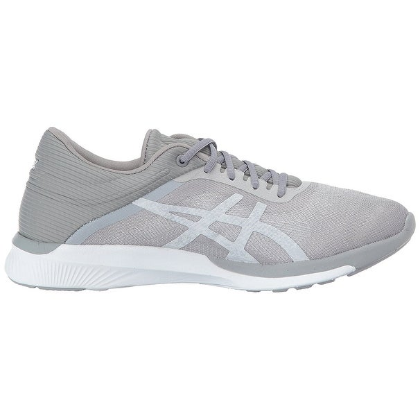 Shop Asics Damenschuhe FuzeX Knit Fabric Niedrig Top Lace Up Running Running Up Sneaker f9c600