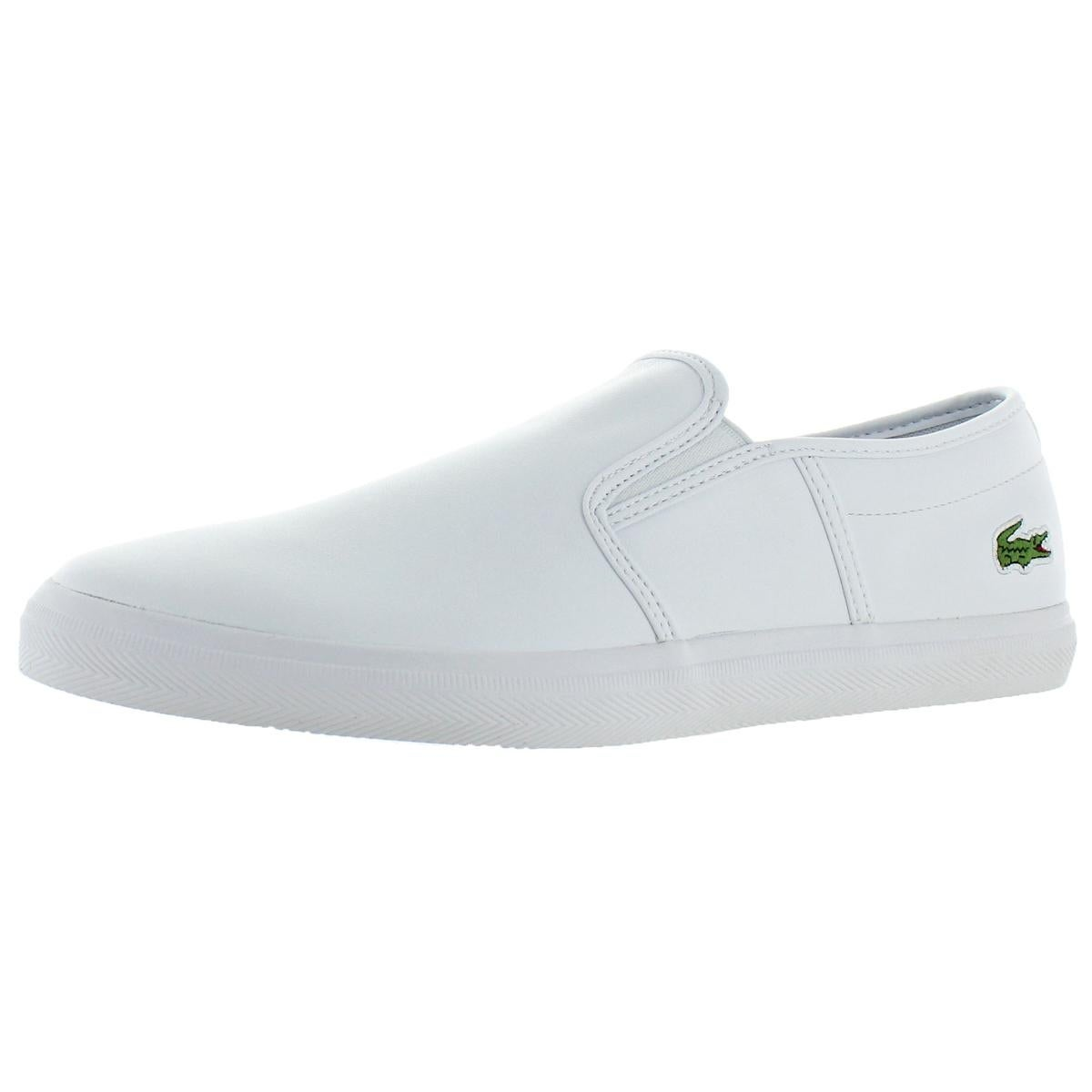 2ee30cc36302 Shop Lacoste Mens Tatalya Loafers Leather Slip-On - Free Shipping Today -  Overstock - 26459546
