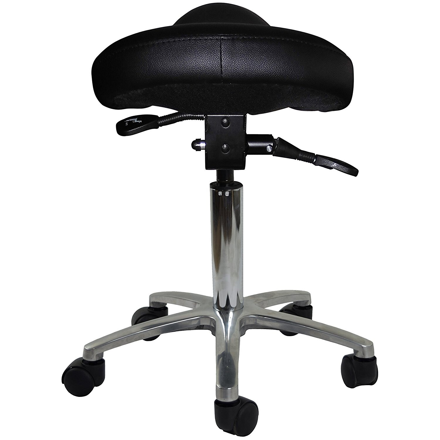 Ordinaire Shop 2xhome Adjustable Saddle Stool Backless Chair With Forward Tilting  Seat Great For Home U0026 Office, Exam, Waiting Rooms U0026 More   Free Shipping  Today ...
