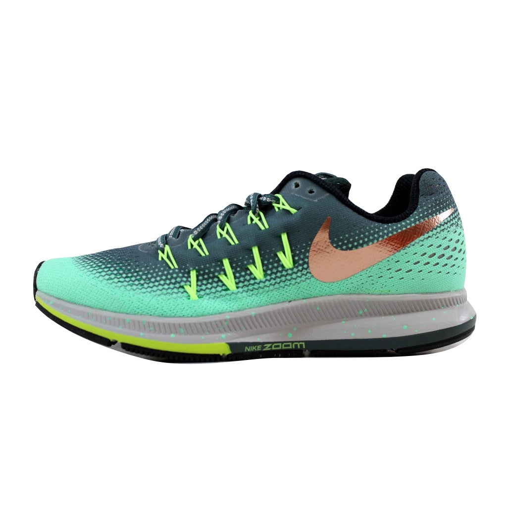 size 40 28e01 21119 Shop Nike Women s Air Zoom Pegasus 33 Shield Anthracite White-Wolf Grey  849567-300 Size 6.5 - Free Shipping Today - Overstock - 21141680