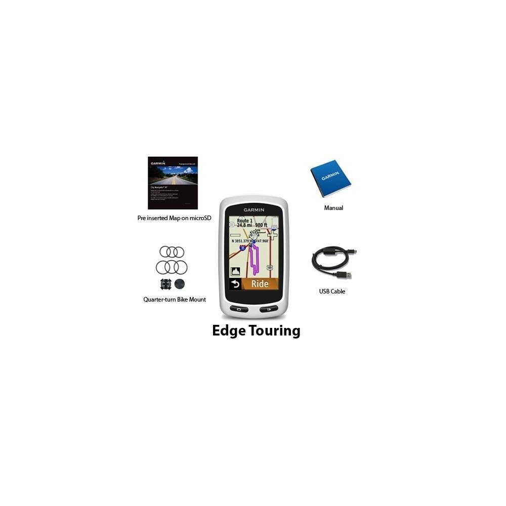 Garmin Edge Touring GPS-Enabled Bike Computer