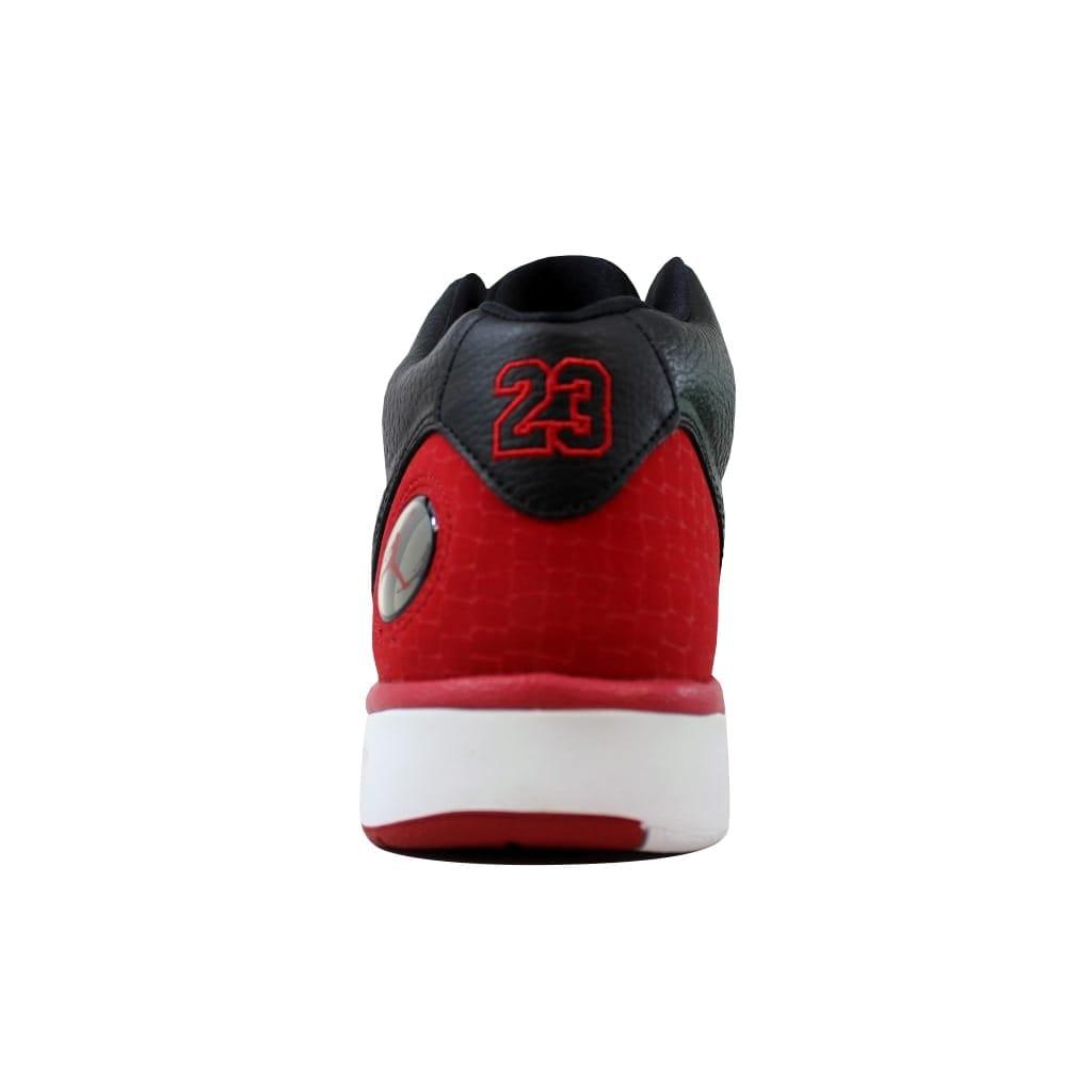 eeb5246bac174f Shop Nike Men s Air Jordan Flight Tradition Black Gym Red-White 819472-001  - Free Shipping Today - Overstock - 21893398