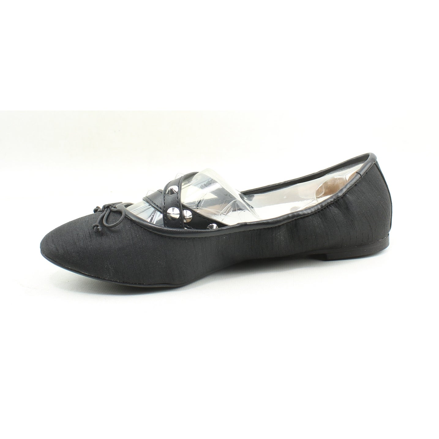 945fb374727b Shop Circus by Sam Edelman Womens Cayenne Black Dupioni Ballet Flats Size 7  - Free Shipping On Orders Over  45 - Overstock.com - 26889906