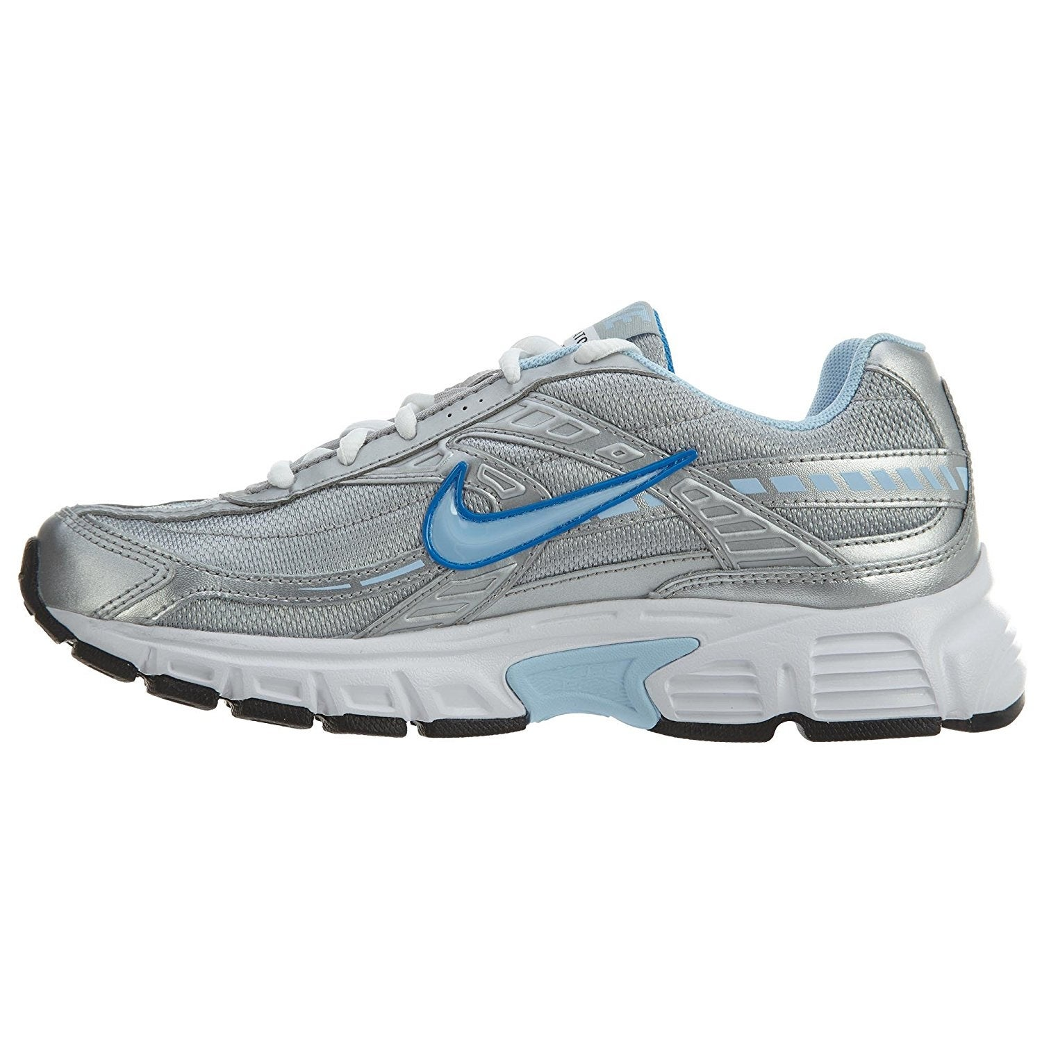 cd3e6ee7caa Shop Nike Womens Nike Initiator Style  394053-001 Low Top Lace Up Tennis  Shoes - Free Shipping On Orders Over  45 - Overstock - 17940823