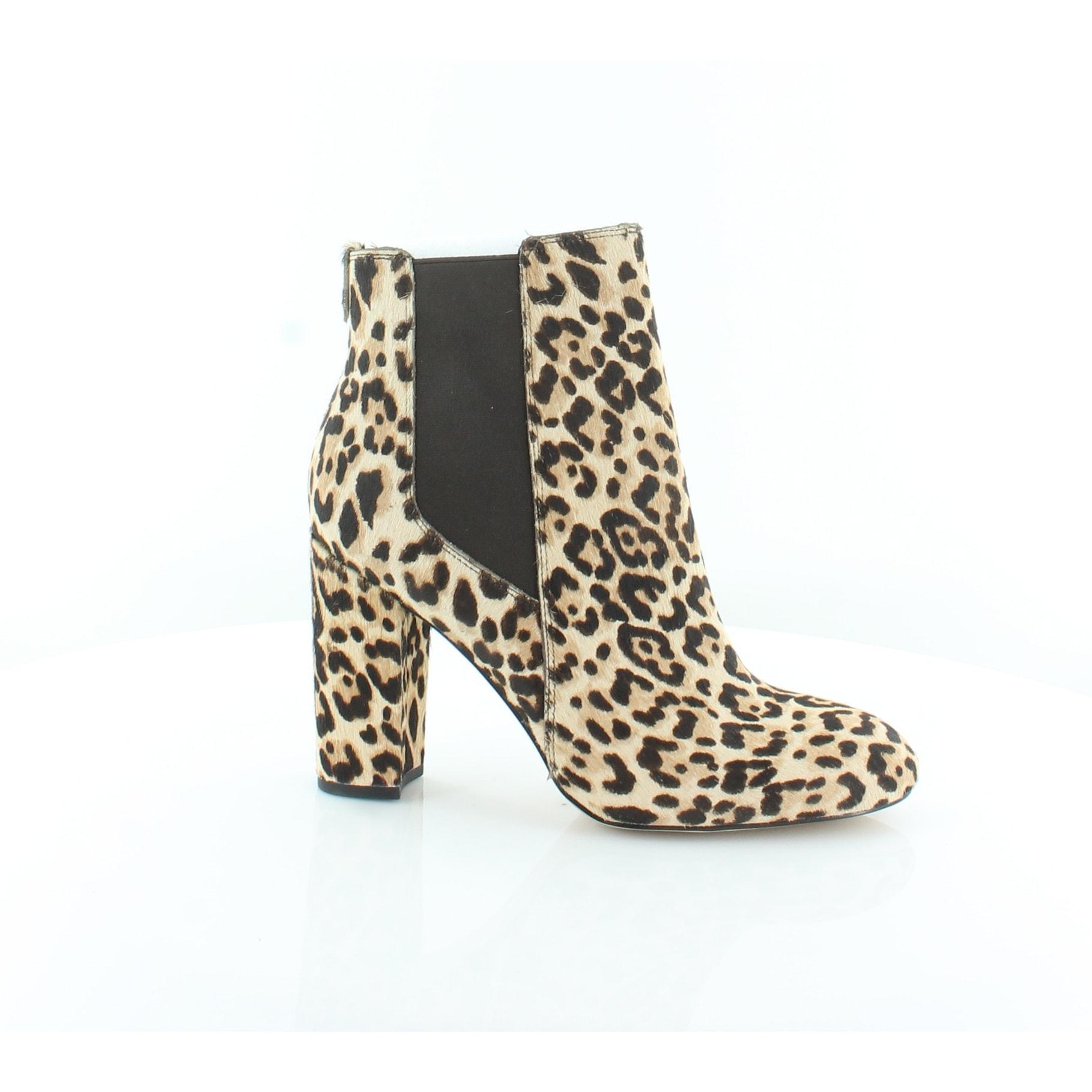 862d0f67d Shop Sam Edelman Case Women s Boots Sand Leop - Free Shipping Today ...