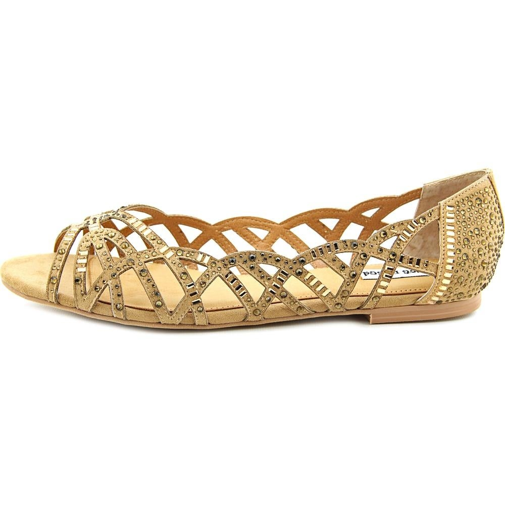 Not Rated Shoreline Women Open-Toe Synthetic Tan Flats - Free Shipping On  Orders Over $45 - Overstock.com - 20369995