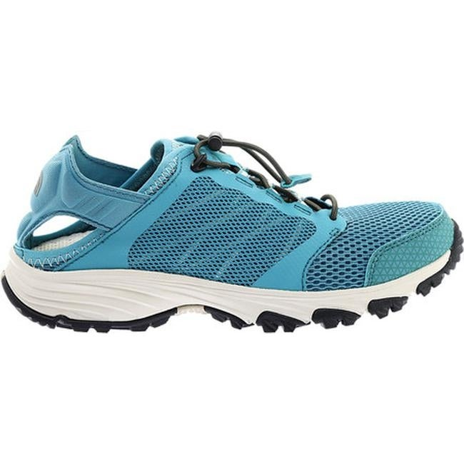 b0bf9dfdc151 Shop The North Face Women s Litewave Amphibious II Water Shoe Bristol  Blue Four Leaf Clover - Free Shipping Today - Overstock - 20815196