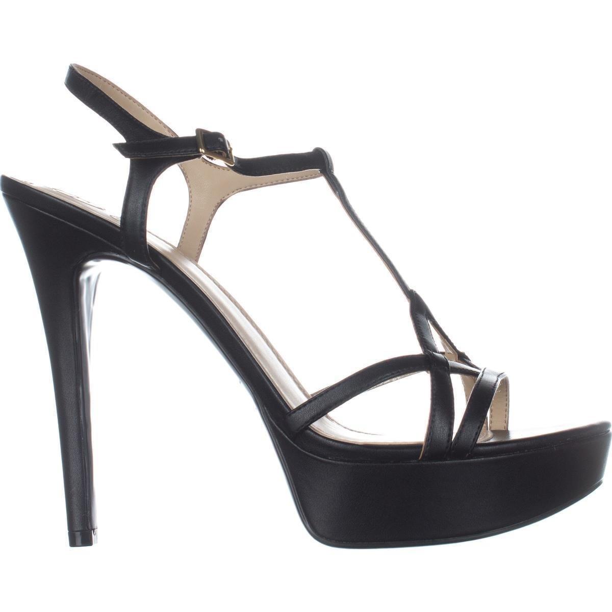0fe2257558f78a Shop Guess Keiry3 T-Strap Platform Sandals