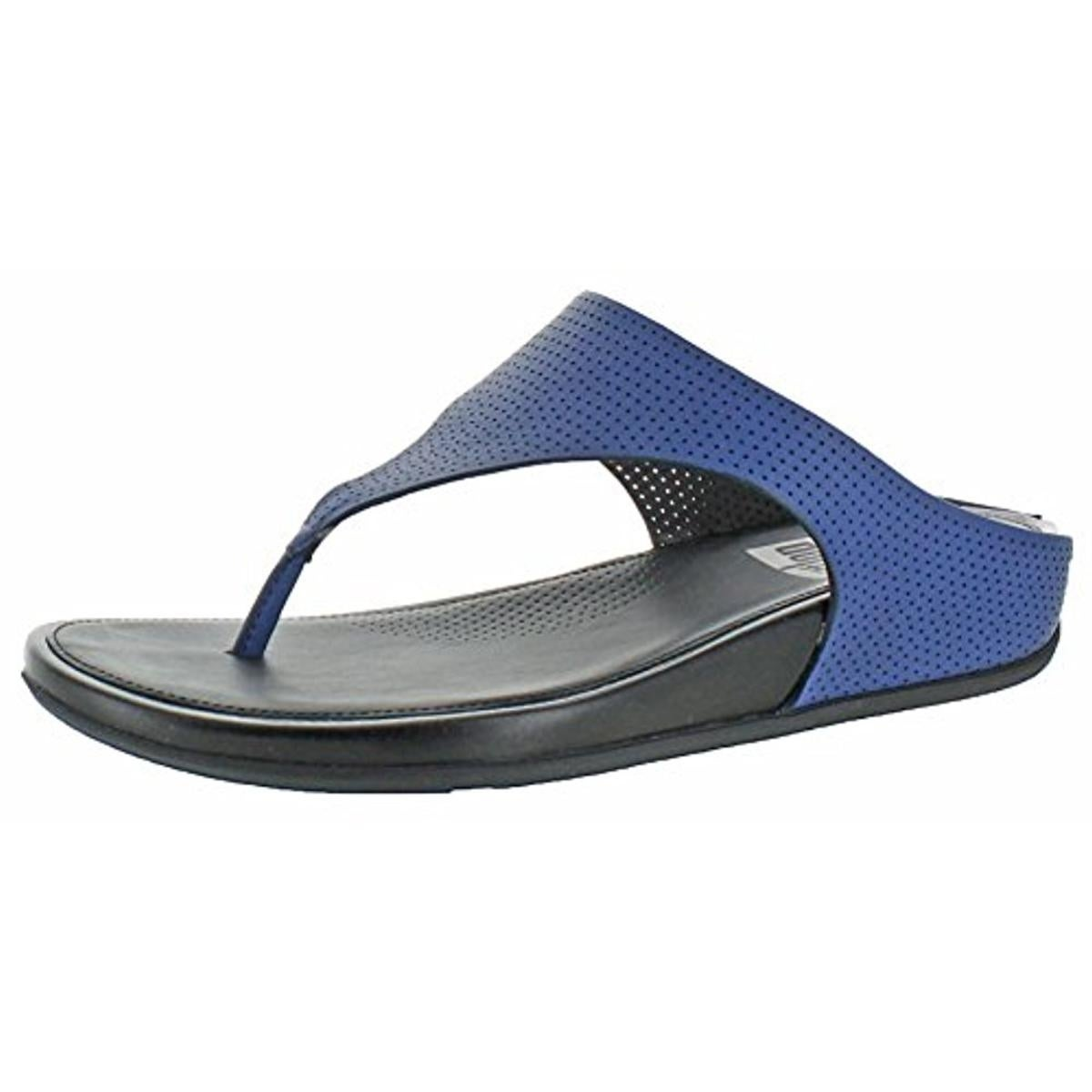 1fe7bfc0c Shop Fitflop Womens Banda Thong Sandals Open Toe Cushioned - Free Shipping  Today - Overstock - 21457463