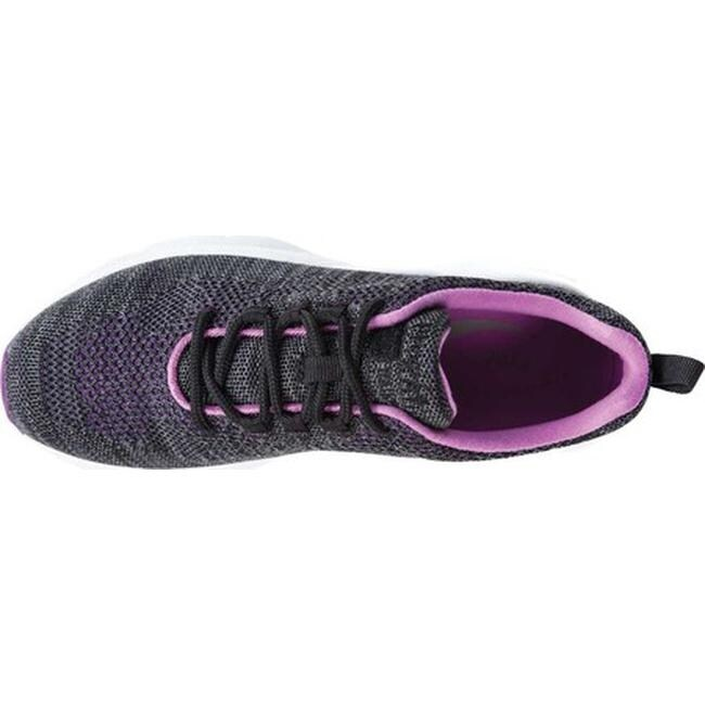 b1beb616273 Shop Propet Women s Stability Fly Sneaker Black Berry Knit Mesh - Free  Shipping Today - Overstock - 26270309