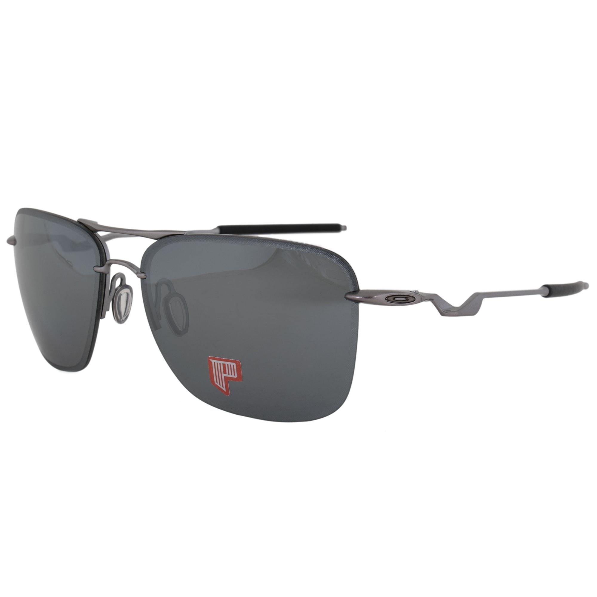59d2c24fcd3 Shop Oakley Tailhook Square Sunglasses 0OO4087 408706 60 POL - Free ...