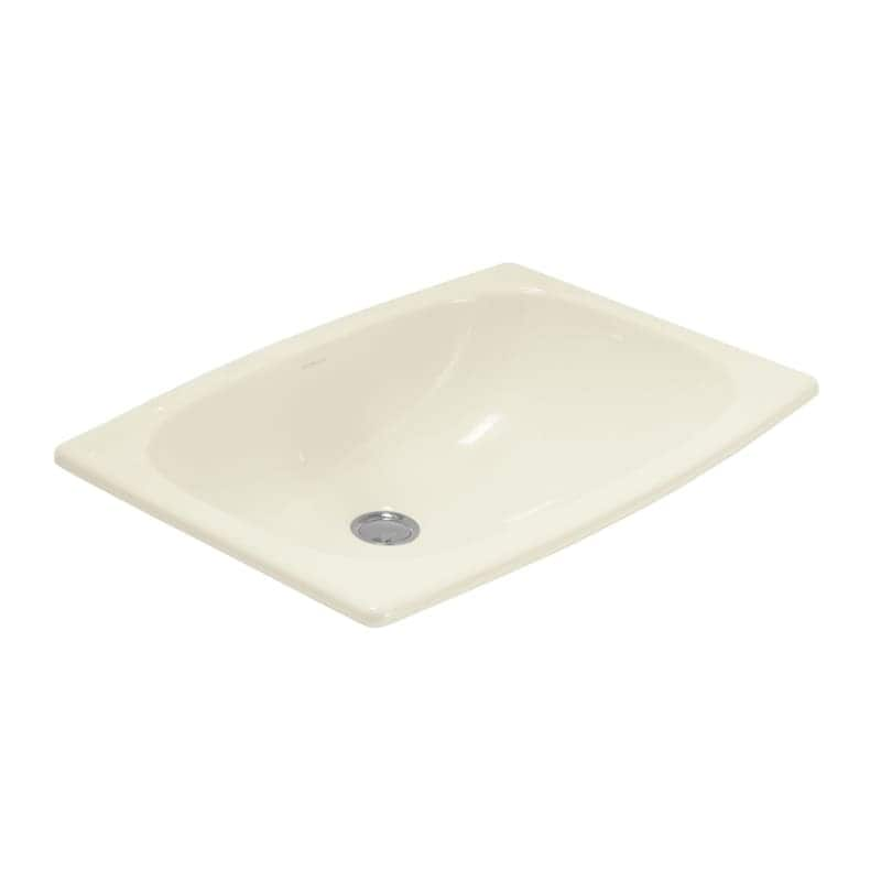 Sterling 442007 Stinson 20 Drop In Bathroom Sink Free Shipping Today 13148569