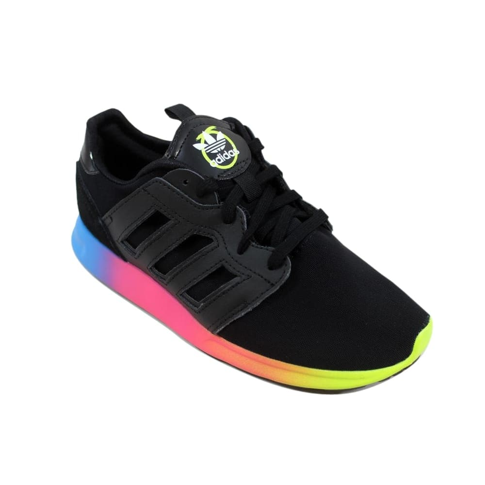 f7bb62790a7a Shop Adidas ZX 500 2.0 Rita W Black Black-White Rainbow M19079 Women s -  Free Shipping Today - Overstock - 27339808