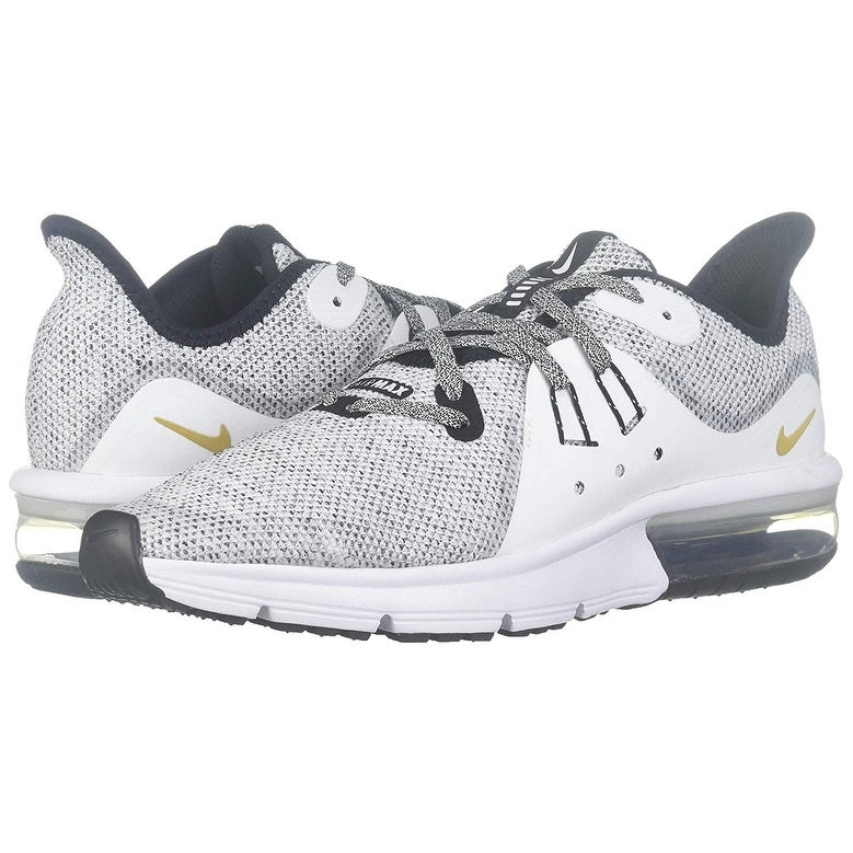 14ecafaa3c Shop Nike Air Max Sequent 3 (Gs) Big Kids 922884-007 Size 4.5 - Free  Shipping Today - Overstock - 25592869