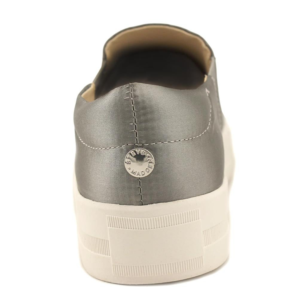 e88eebcd0f3 Shop Steve Madden Brighton Grey Flats - Free Shipping Today - Overstock -  19857850