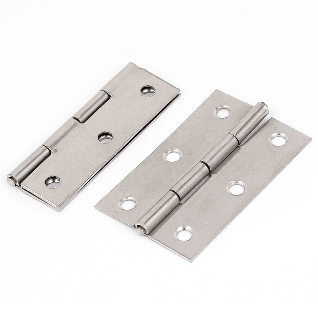 Shop cupboard cabinet furniture hardware gate folding door butt hinges 2pcs free shipping on orders over 45 overstock com 18191932