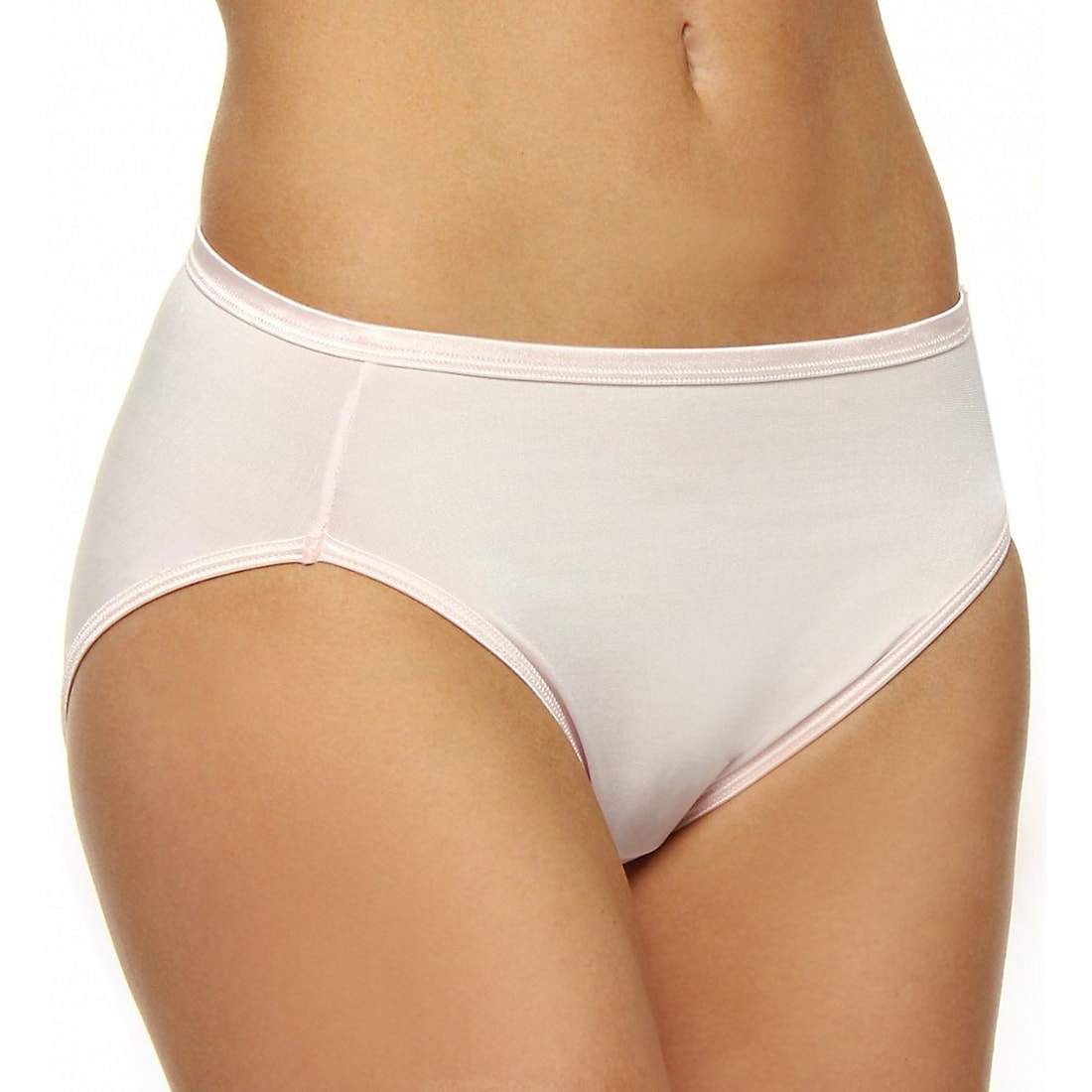 3881eab83813c Shop Vanity Fair Women's illumination Hi Cut Panty 13108 - Free Shipping On  Orders Over $45 - Overstock - 20879171