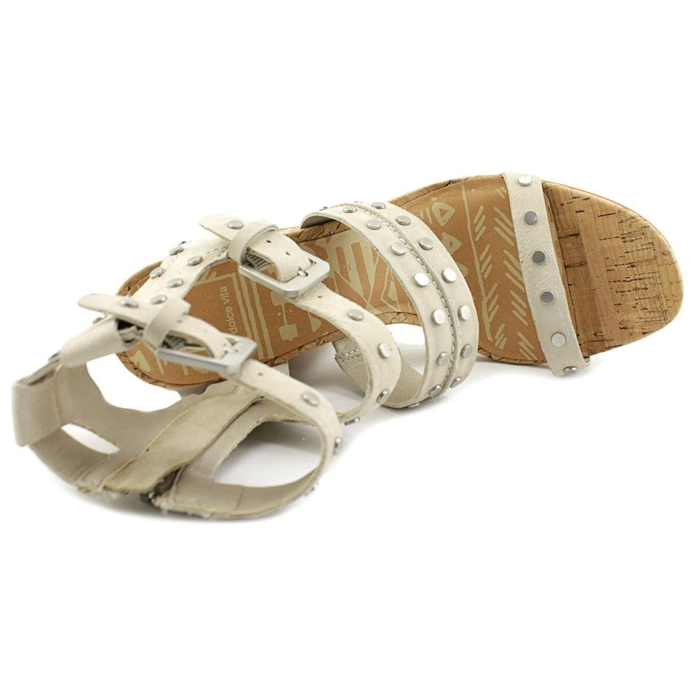 5918cb7f8b89 Shop Dolce Vita Effie Women Open Toe Leather Tan Gladiator Sandal - Free  Shipping Today - Overstock - 20061164