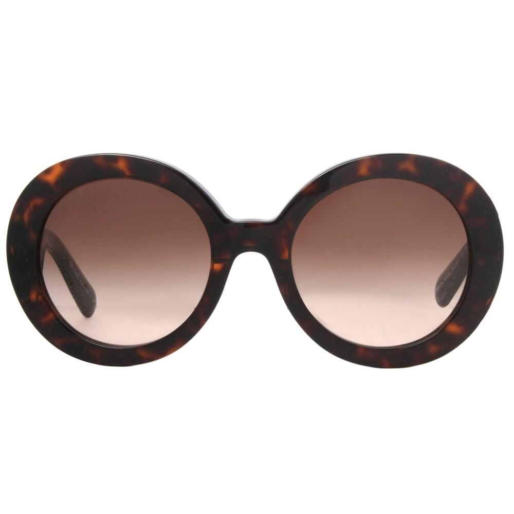 c10db75f3 ... spain free shipping amazon prada pr27ns sunglasses clothing prada spr  27n 2au 6s1 brown havana baroque