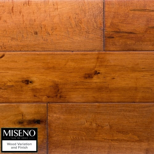 Shop Miseno Mflr Savannah S Smokehouse Solid Hardwood Flooring 4 3