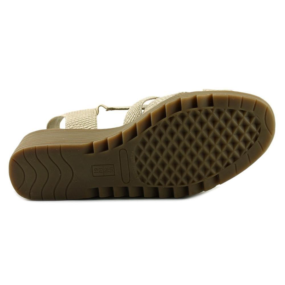 899c0223f2c Shop Aerosoles Bogota Women Open Toe Synthetic Nude Wedge Sandal - Free  Shipping On Orders Over  45 - Overstock - 16828910