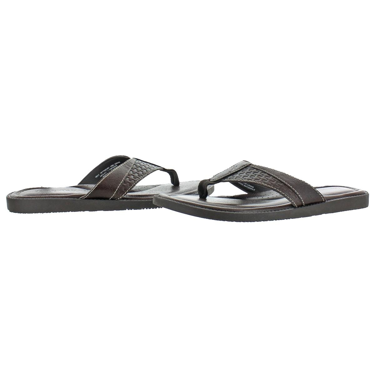 3581f873aa7f Shop Tommy Bahama Mens Anchors Astern Flat Sandals Summer Thongs - Free  Shipping On Orders Over  45 - Overstock - 22985307