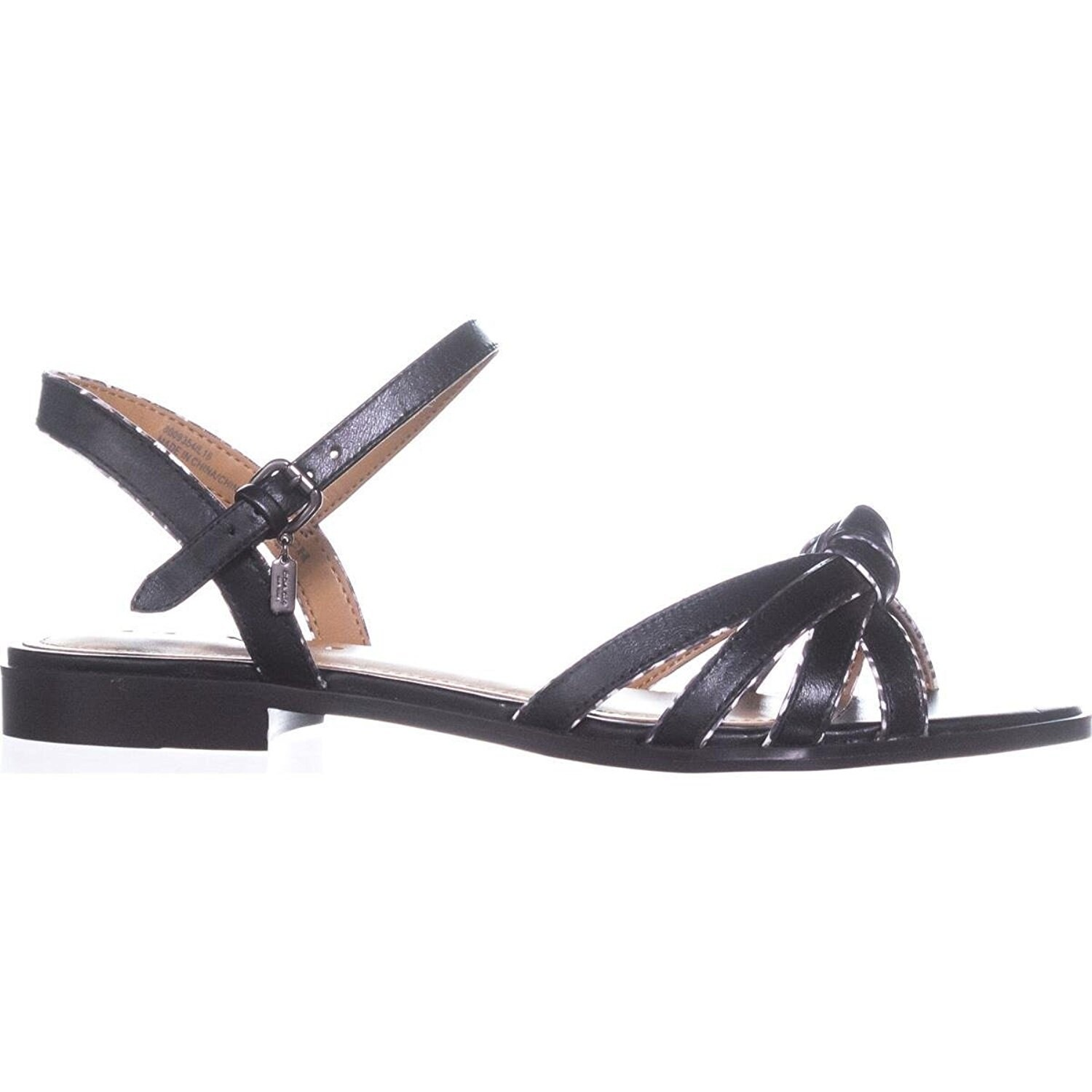f712a07e28f Shop Coach Womens Sophia Open Toe Casual Strappy Sandals - Free Shipping  Today - Overstock - 19833952