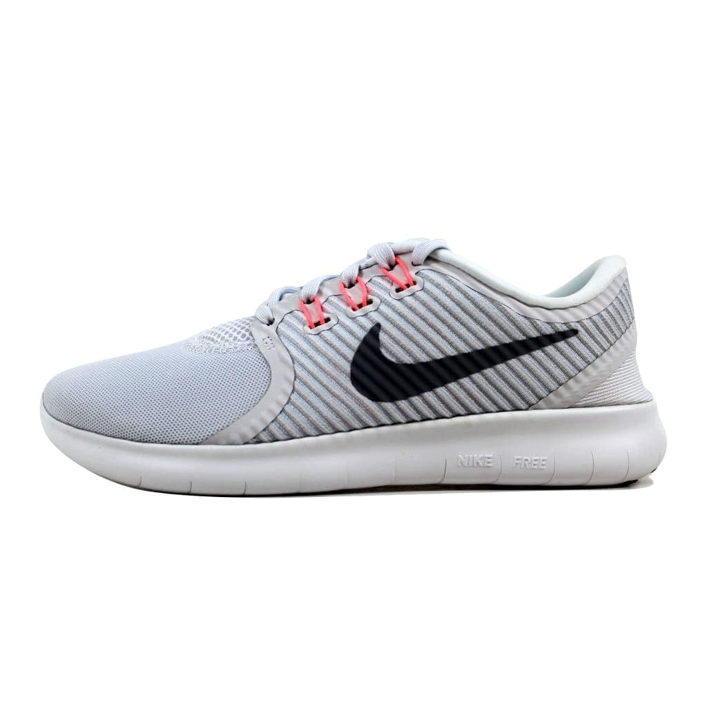 timeless design 6cc82 b7ba0 Shop Nike Women s Free RN Commuter Pure Platinum Cool Grey 831511-004 - On  Sale - Free Shipping Today - Overstock - 21893499