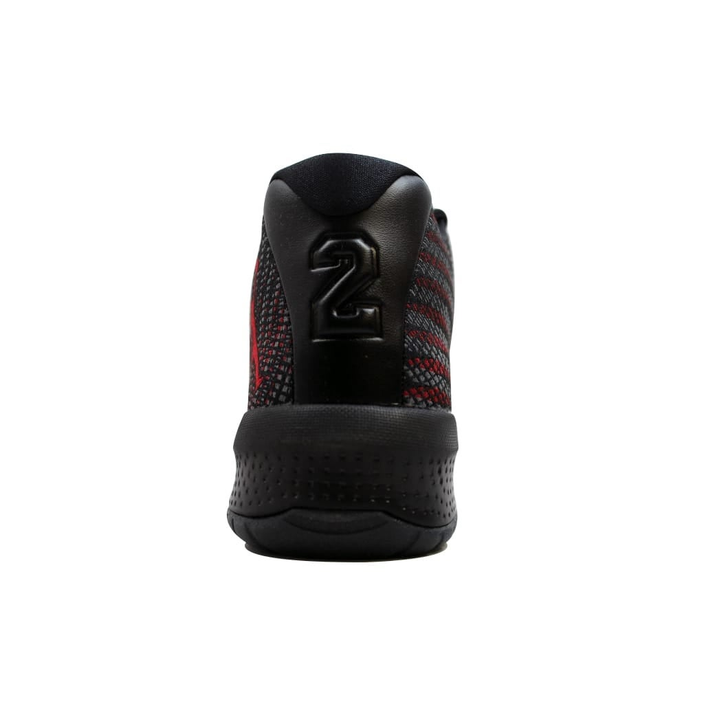 finest selection 1eedb dcc6b Shop Nike Men s Air Jordan B Fly Black Gym Red-Dark Grey 881444-005 - Free  Shipping Today - Overstock - 21141408