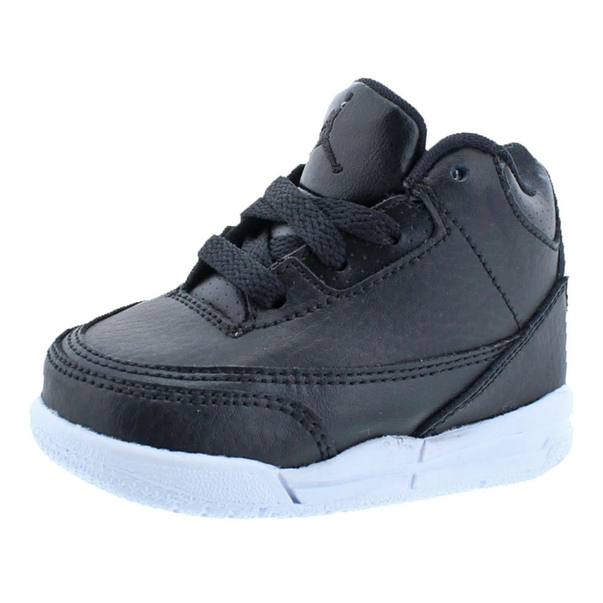 43bcaa6638ca Shop Jordan Boys 3 Retro BT Fashion Sneakers Toddler High-Top - Free  Shipping On Orders Over  45 - Overstock - 22025006