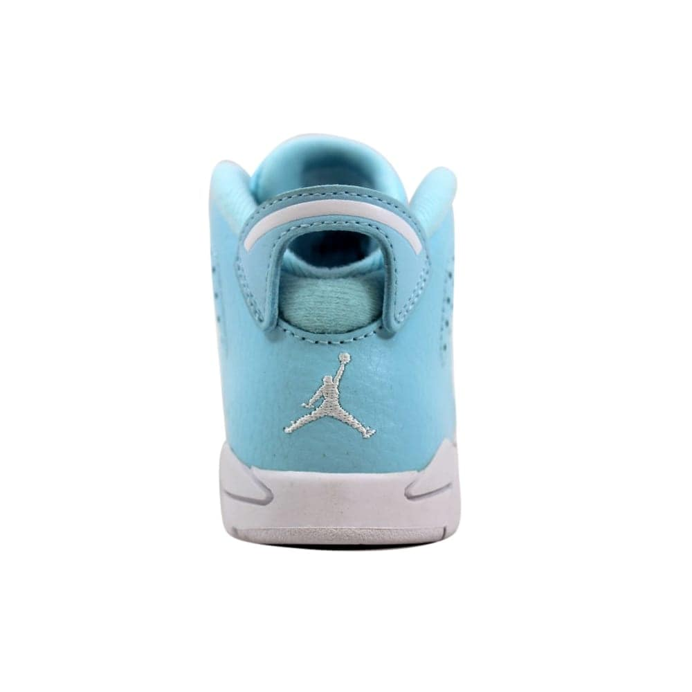 e600a6d4017 Shop Nike Air Jordan VI 6 Retro GT Still Blue/White-White Pantone 645127-407  Toddler - On Sale - Free Shipping Today - Overstock - 27600861