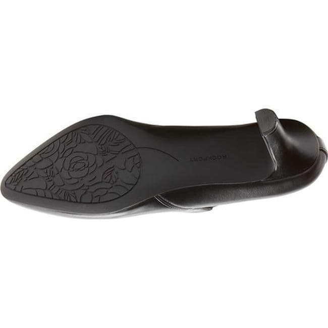 6fb23dd7ac66 Shop Rockport Women s Sharna Twin Gore Bootie Black Leather - Free Shipping  Today - Overstock - 12679394