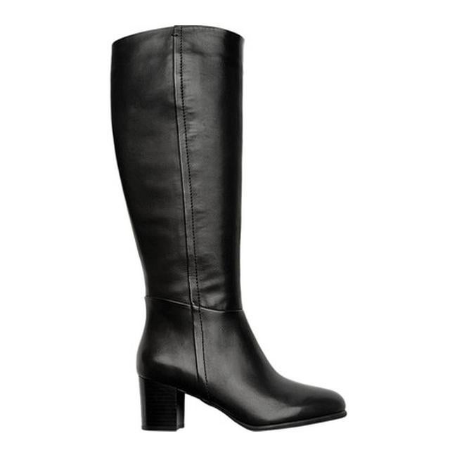 ed93df70d05 Shop Vionic Women s Tahlia Knee Boot Black Leather - Free Shipping Today -  Overstock - 20084947