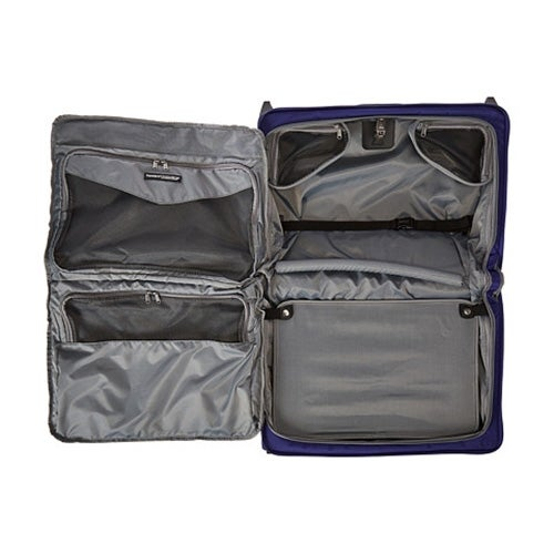 26dbc71b23 Shop Travelpro Crew 11 - Indigo Nylon Fabric Carry-On Rolling Garment Bag  w  Duraguard Coating - Free Shipping Today - Overstock.com - 15135094