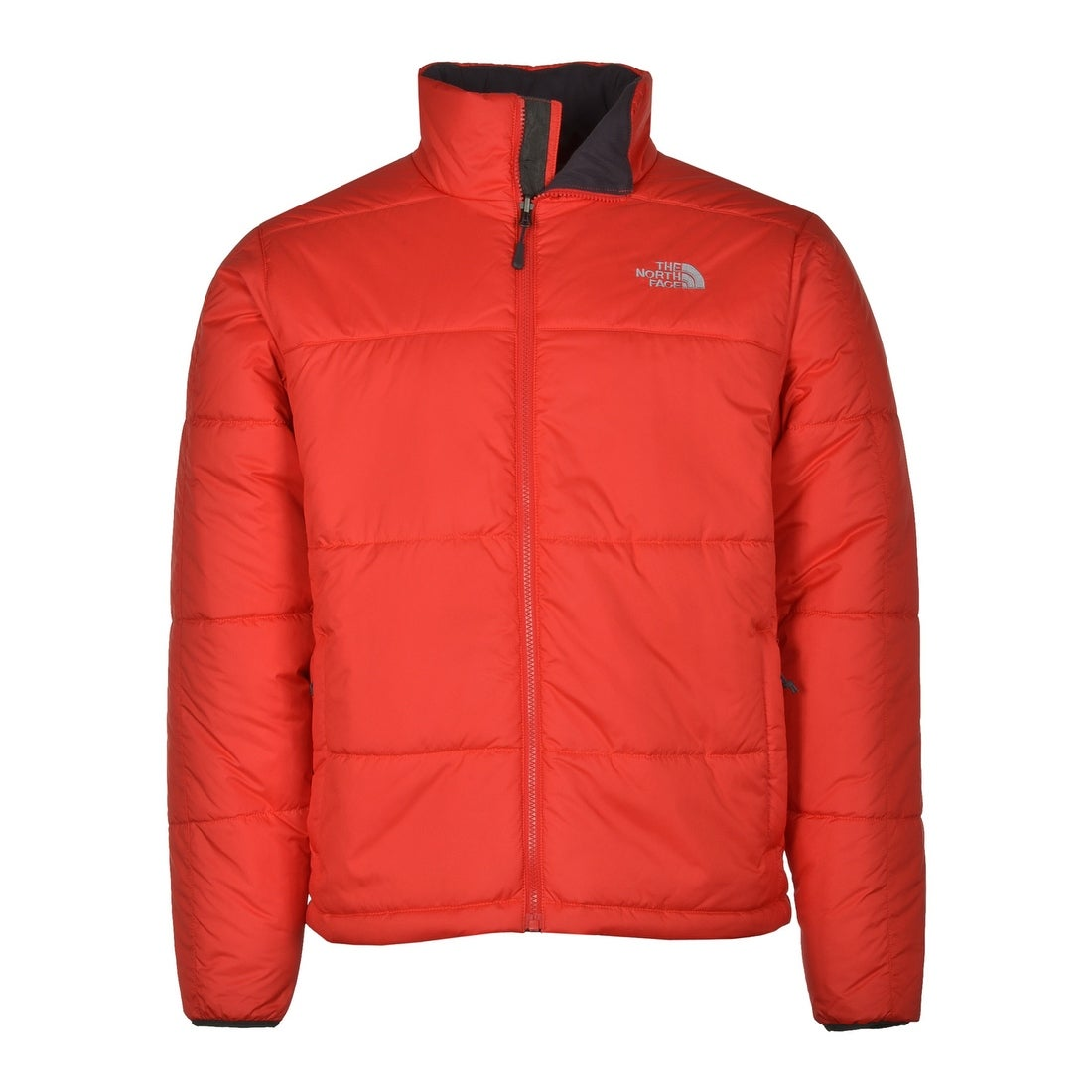 d08b3df2161a3 Shop The North Face Sangfroid Insulated Puffer Jacket Bright Red Full  Zippered - Free Shipping Today - Overstock - 14021591